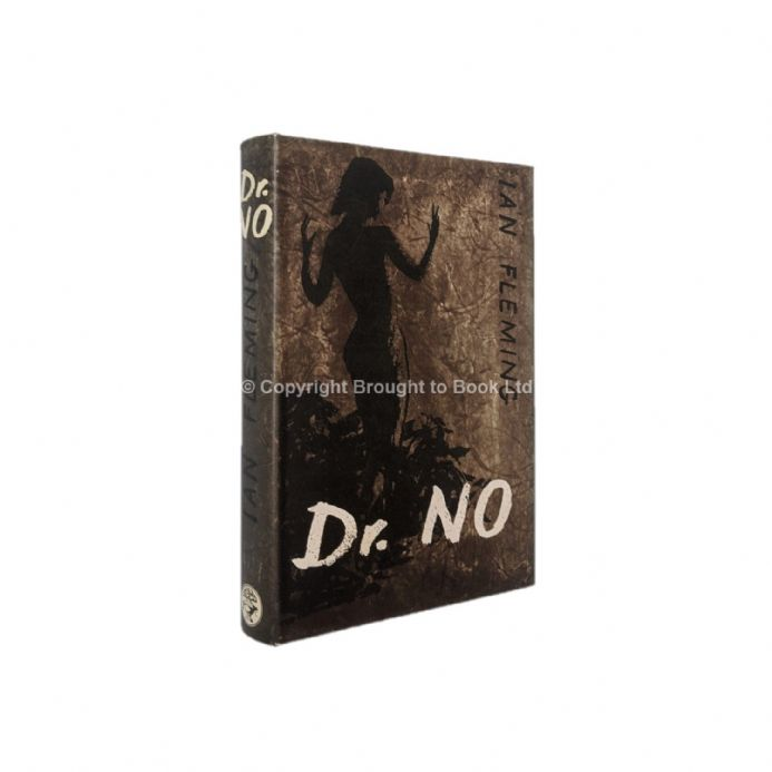 Dr. No by Ian Fleming First Edition Published  by Jonathan Cape 1958
